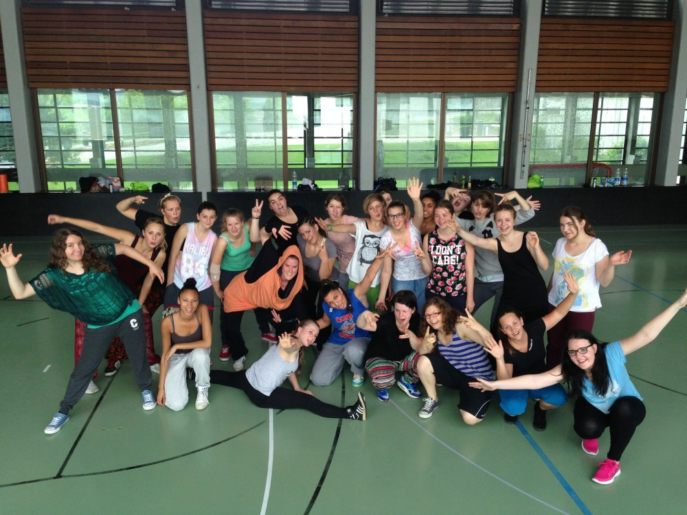 Girlicious Camp 2014