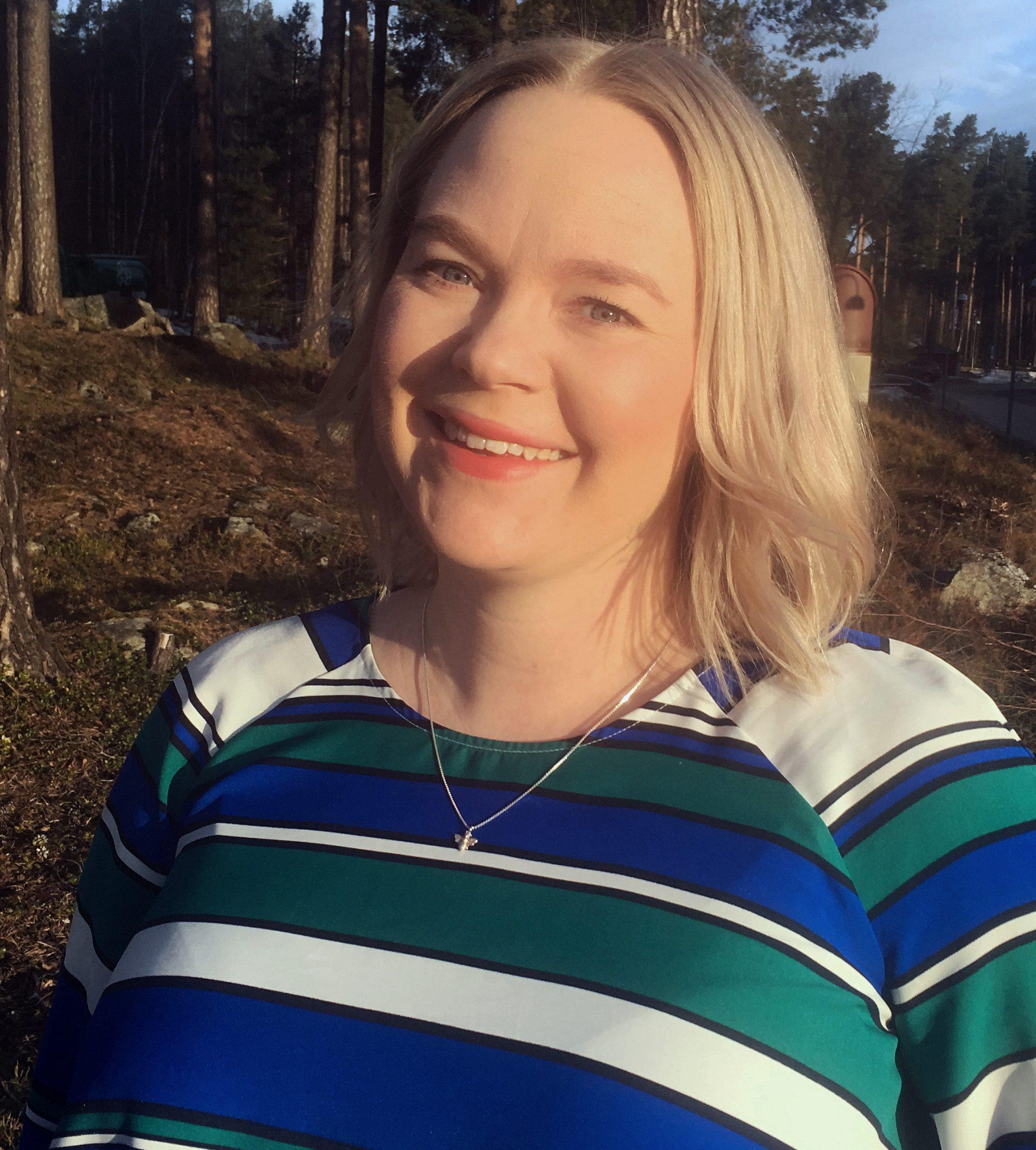 Nathalie Carlryd ny verksamhetschef
