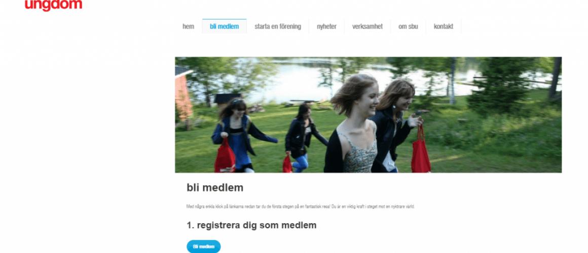 Ny webbplats lanserad!