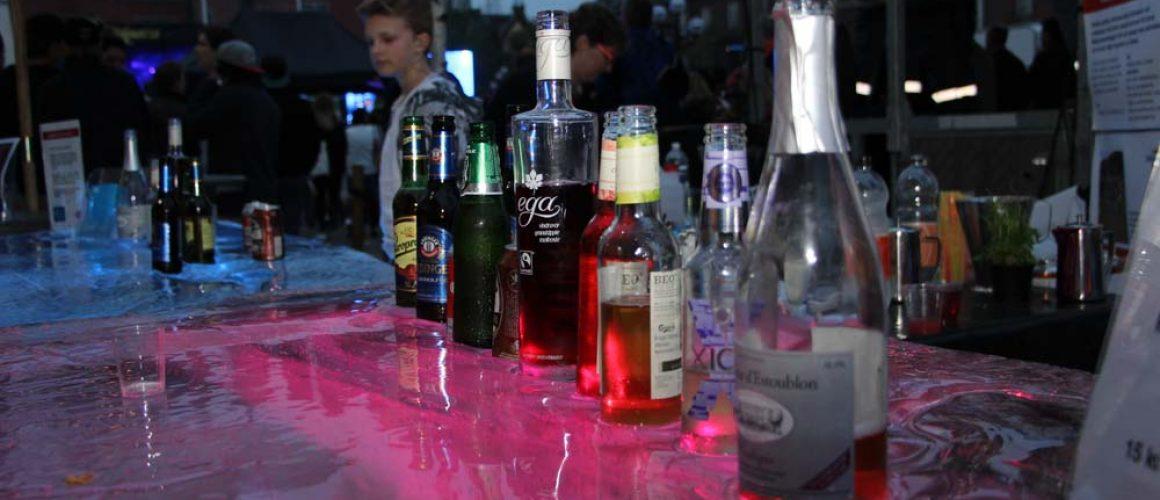 Alkoholfri isbar en succé