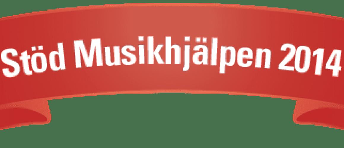 Musikhjälpen kommer till Uppsala