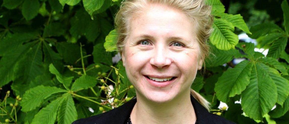 Emmilie Bard ny förbundsordförande för Sveriges Blåbandsungdom