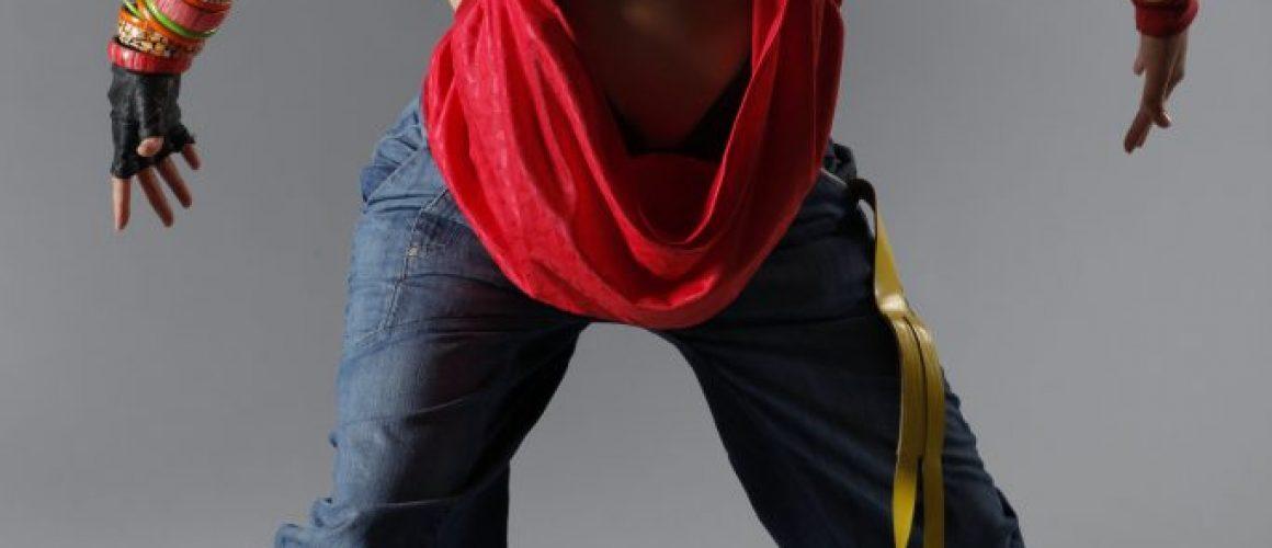Uppvärmning dans – Diagonalövningar