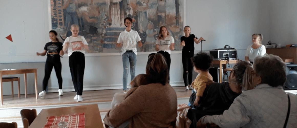 Sammanfattning av projektet Delad Kultur är Dubbel Kultur